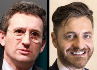 Ivo Ferrario<br>e Sergio Pisano